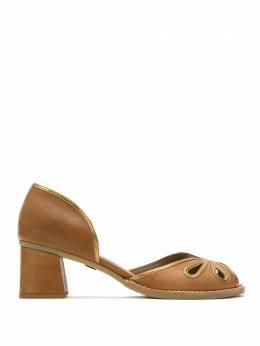 Sarah Chofakian leather pumps DANCINGHOUSEGR40