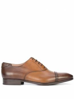 Salvatore Ferragamo туфли Boston на шнуровке 699091