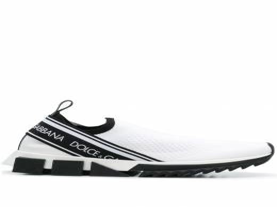 Dolce&Gabbana кроссовки с носочной вставкой CK1595AU988