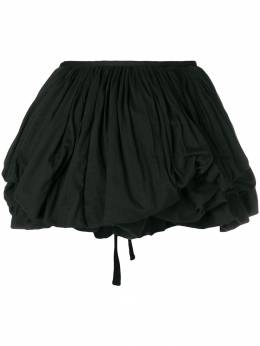 Ann Demeulemeester объемная мини юбка 18022492232099