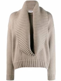 Monse свитер с глубоким вырезом MF190106CHWDONUT