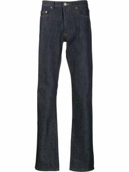 A.P.C. джинсы New Standard прямого кроя CODBSM09001
