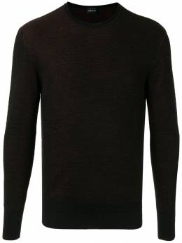Cerruti 1881 свитер с круглым вырезом C3467EI040RZ
