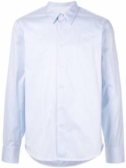 Ck Calvin Klein полосатая рубашка с длинными рукавами C052M52270PBL