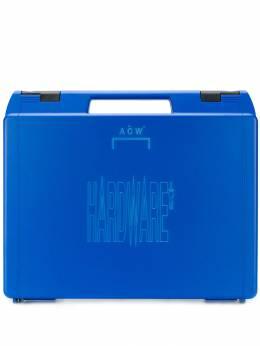 A-Cold-Wall* кейс с логотипом CW9SXA01AC