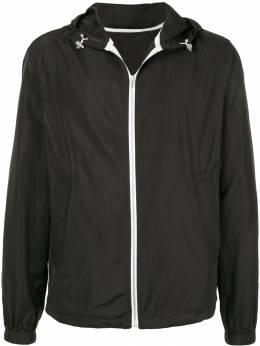 Ck Calvin Klein куртка на молнии с капюшоном T218M633391BLK