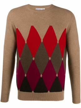 Ballantyne свитер с узором P2P0007K0A8