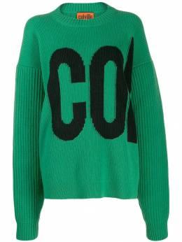 Colville свитер с вышитым логотипом CVF19001C