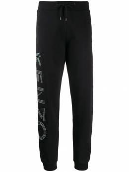 Kenzo спортивные брюки с логотипом F962PA722953