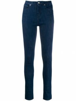 Ps by Paul Smith джинсы скинни с завышенной талией W2RF297C20007R