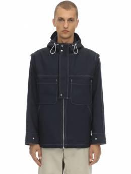 Куртка Из Смешанного Хлопка Jacquemus 70I5LE002-REFSSyBOQVZZ0
