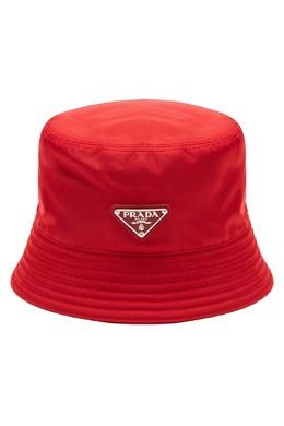 Красная панама от дождя Prada 40150741