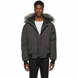 Canada Goose Grey Chilliwack Jacket 7999M