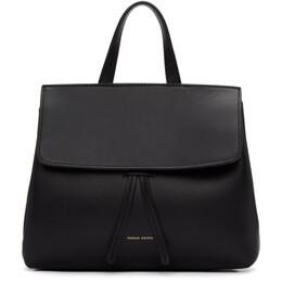 Mansur Gavriel Black Mini Mini Lady Bag HMM060VC