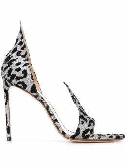 Francesco Russo leopard print sandals R1S087255