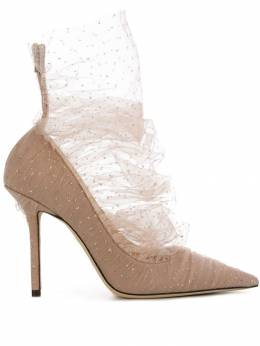 Jimmy Choo туфли 'Lavish 100' LAVISH100DTG