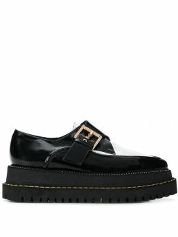 No. 21 buckled creepers shoes 8224