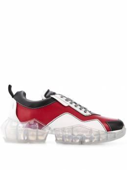 Jimmy Choo кроссовки на массивной подошве DIAMONDMDLF