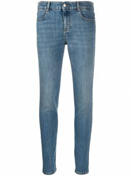 Stella McCartney джинсы скинни средней посадки 555914SMH02