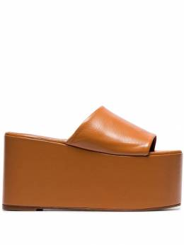 Simon Miller сандалии на платформе F10581142