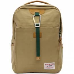 Master-Piece Co Beige Link Backpack 02340