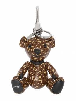 Burberry брелок Thomas Bear с монограммой 8019064