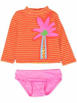 Stella McCartney Kids - раздельный купальник с принтом 688SMK93933905980000
