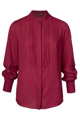 Блуза малинового цвета Terekhov Girl 2138150620