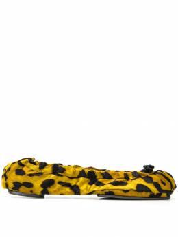 Dolce&Gabbana леопардовые балетки CI0004AL198
