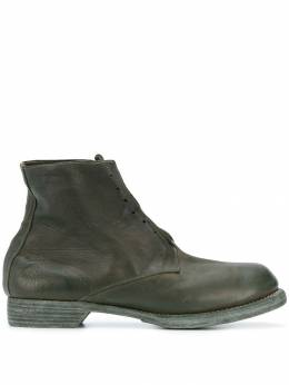 Guidi ankle length military boots 5305NM