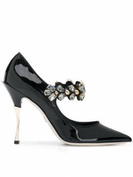 Dolce&Gabbana туфли 'Cardinale Mary Jane' CD1126AV282