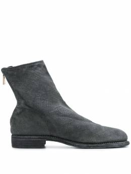 Guidi back zip boots 986M1
