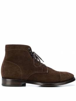 Officine Creative lace-up ankle boots PRINCETON035CANYON1314