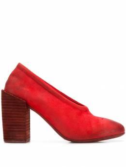 Marsell туфли-лодочки на устойчивом каблуке MW51746051