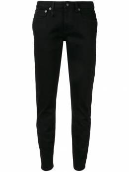 R13 зауженные джинсы с заниженной талией R13W5097442