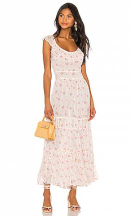 Платье joanne - Loveshackfancy LD437 439
