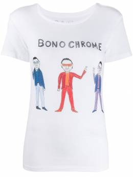 Unfortunate Portrait футболка Bono Chrome BONOCHROME