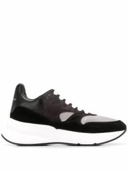 Alexander McQueen беговые кроссовки в стиле оверсайз 552044WHUK1