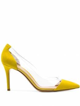 Gianvito Rossi туфли-лодочки 'Plexi' G2093885RICCPL
