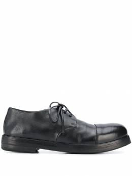 Marsell туфли дерби с округлым носком MM11756766