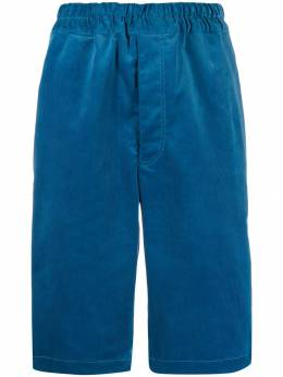 Comme Des Garcons Shirt вельветовые шорты чинос W27137