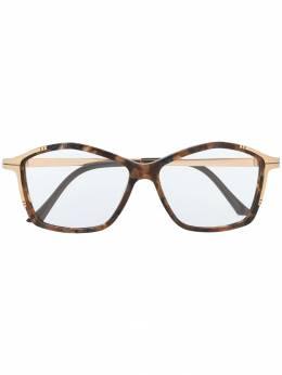 Cazal очки в квадратной оправе 3059