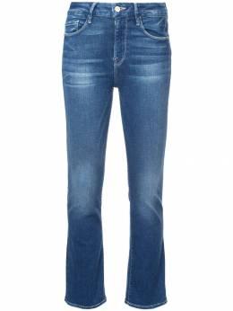 Frame укороченные расклешенные джинсы LCMB394