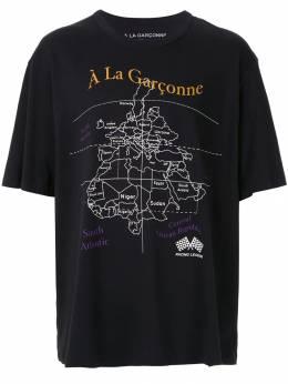 A La Garconne футболка Mapa À La Garçonne + Hering 219006