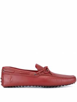 Tod's мокасины Tod's for Ferrari Gommino XRM0GW0W951BR0R007