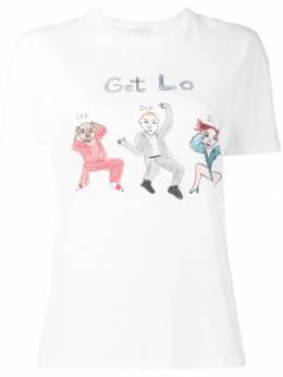 Unfortunate Portrait футболка 'Get Lo' GETLO