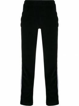 Heron Preston спортивные брюки с логотипом HWCA009E198130041088