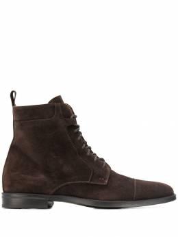 Scarosso ботинки на шнуровке DANTEMOROSCAMOSCIATO