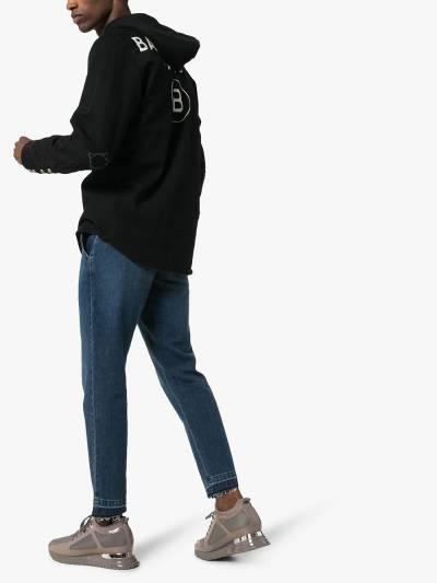 кроссовки Diver Mallet Footwear TE2018PNTHZL - 2
