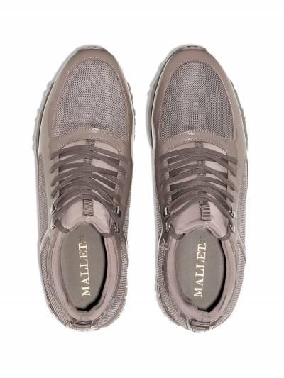 кроссовки Diver Mallet Footwear TE2018PNTHZL - 4